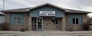 Elm River Credit Union Kindred location